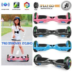 6.5'' Wheels Electric Self Balance Scooter Bluetooth Hoverbo