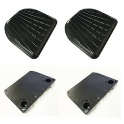 6.5inch 2 Wheel Balance Scooter Replacement Kit Rubber Foot