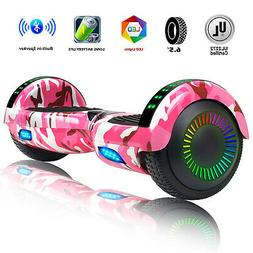 Pink Hoverboard Huver Bored Power Board Electric Balancing S