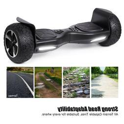 8.5'' All-Terrain Off Road Hummer Hoverboard Self Balancing