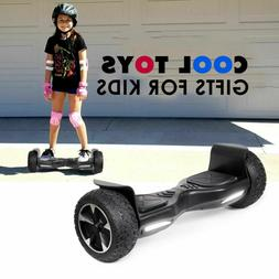 8.5'' Hummer All-Terrain Off Road Hoverboard Self Balancing