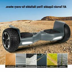 8.5'' Hummer All-Terrain Off Road Hoverboard Self Balancing