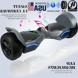 8.5'' Bluetooth Hummer All-Terrain Off Road Hoverboard Balan