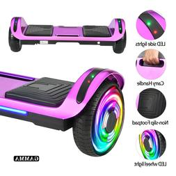 "8.5"" Wheels OFF ROAD Bluetooth Electric Self Balancing Scoot"