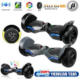 8.5inch Wheels Off Road Hoverboard Electric Self Balancing S