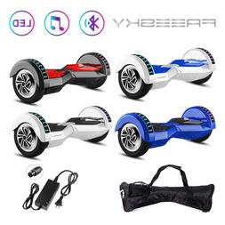 "8"" Hoverboard for kids Hover Board Self Balancing Scooter Bl"