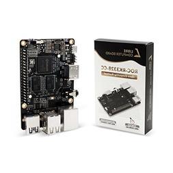 Libre Computer Board ROC-RK3328-CC  Mini Computer with Gigab