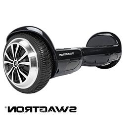 Swagtron® - T1 Self-balancing Scooter - Black