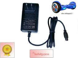 AC Adapter For Swagtron Swagboard T881 T882 Hero Metro Hover