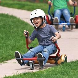 Adjustable Go Kart Car HoverKart Stand for Two Wheel Self Ba