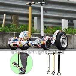 Adjustable Handle Strut Stent Rod For Hover Board Scooter Ba