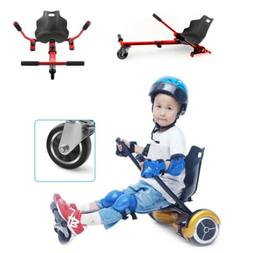 Adjustable Hover Kart Go Kart Seat fr Electric Scooter Self-
