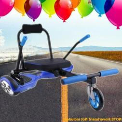 Adjustable Hoverboard Kart Seat Attachment Holder for 6.5/8/