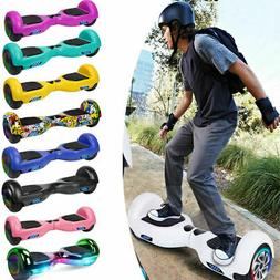 Bluetooth Hoverboard UL2272 Scooter Certified with LED Light