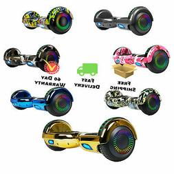 All-Terrain Off Road Hoverboard Bluetooth Self Balancing Sco