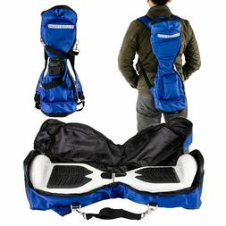 """Swagtron 6.5"""" Smart T1 & T5 Hoverboard Hands-Free Backpack"""