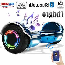 Bluetooth Hooverboard LED Hoverheart UL2272 Self Balancing 6