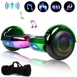 Bluetooth Hooverboard LED Scooter UL2272 Self Balancing Hove