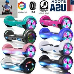 Bluetooth Hoverboard Electric Self Balancing Scooter UL noBa
