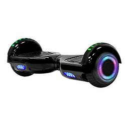TopGain Bluetooth Hoverboard Self Balancing Scooter with Fla