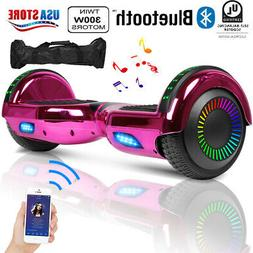 Bluetooth Hoverboard Xtremepowerus UL2272 Self Balancing Sco