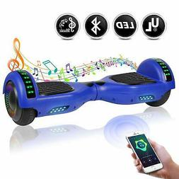 Bluetooth Hoverboards Megawheels Balancing Scooter UL2272 LE