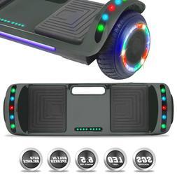 DOC Hoverboard Self Balancing Scooter Speaker LED Light UL 2