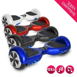 electric hoverboard smart self balancing hover board