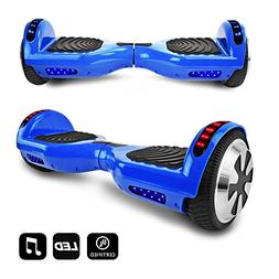 electric self balancing dual motors
