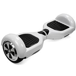 XtremepowerUS Electric Self-Balancing Hoverboard Scooter, 24
