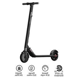 SEGWAY ES1| eScooter- High Performance, 8-Inch Front and 7.5