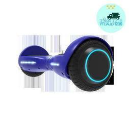 "Fluxx FX3 Hoverboard - Self Balancing Scooter 6.5"" w/ LED Li"