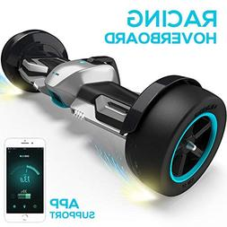 "Gyroor G-F1 Hoverboard,8.5"" Off Road Hover Board with Blueto"