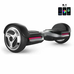 Spadger G1 Premium Hoverboard Auto-Balancing Wheel with Blue