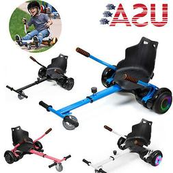 Go Kart for Electric Scooter Adjustable Cart Racing Seat for