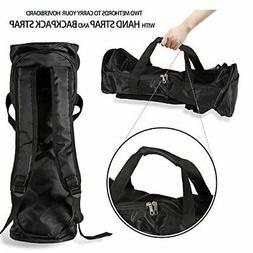 Heavy Duty Waterproof Hover Board Bag with Adjustable Should