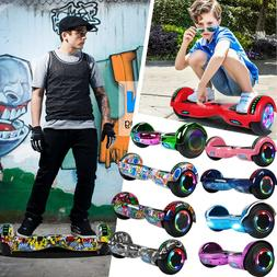 "6.5"" Bluetooth Speaker Hoverboard Swagtron Hover Board Self"