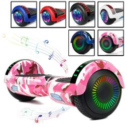 hover board bluetooth with led lights hoverheart megawheels