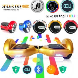 """CIMIVA Hoverboard 6.5"""" Self Balance Electric Scooter UL2272"""