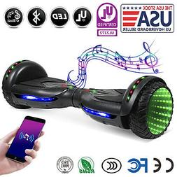 Hoverboard 6.5'' Self Balancing Scooter Electric Bluetooth B