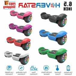 "Hoverboard 6.5"" UL 2272 Listed Self Balancing Flash Wheel El"
