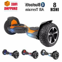 "Hoverboard 8"" Auto Self Balancing Wheel Electric Scooter wit"