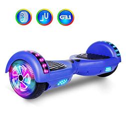 "Felimoda 6.5"" Hoverboard for Kids and Adult Two-Wheel Self-B"