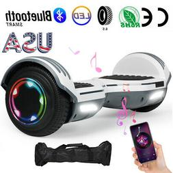 Hoverboard Bluetooth Speaker 6.5'' Self Balancing Scooter LE