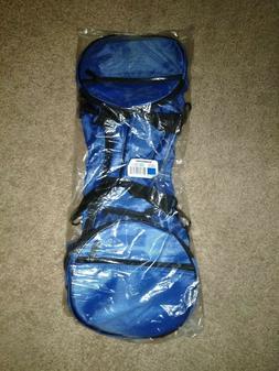 SWAGWAY-HOVERBOARD CARRY CASE/BAG-NEW-BLUE-ADJUSTABLE SHOULD