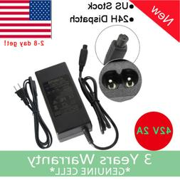 Hoverboard charger UL CERTIFIED 42V Power Adapter Charger 2