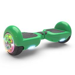 hoverboard flash wheel two