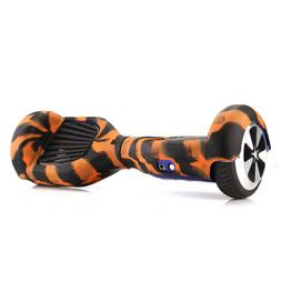 "Hoverboard Scooter Cover For 6.5"" 2 Wheels Silicone Rubber P"