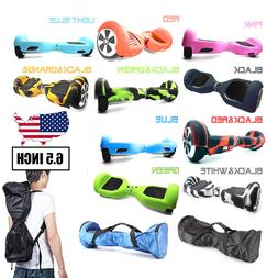 """Hoverboard Scooter Cover For 6.5"""" 2 Wheels Silicone Rubber P"""