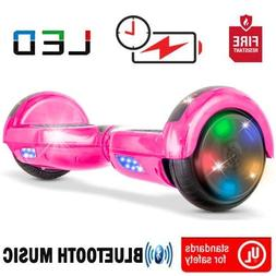 """New 6.5"""" Hoverboard -Self Balancing Scooter 2 Wheel Electric"""